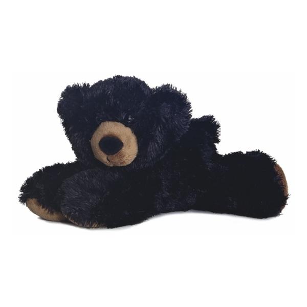 Sullivan The Stuffed Black Bear Cub Aurora Stuffed Safari