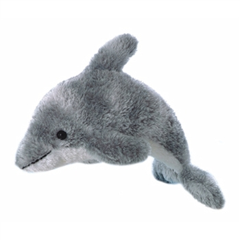 Dorsey the Stuffed Dolphin by Aurora