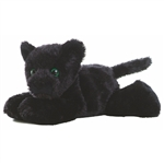 Onyx the Plush Black Panther by Aurora