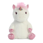 Dream the Reversible Unicorn Pillow Stuffed Animal by Aurora