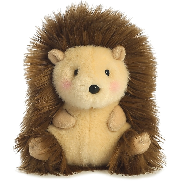 Hedgehog Stuffed Animal Rolly Pet By Aurora Stuffed Safari