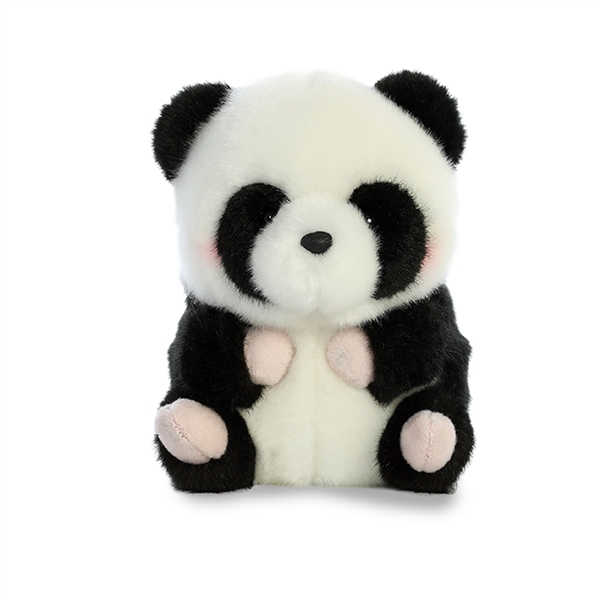 Precious the Panda Stuffed Animal Rolly Pet by Aurora · Larger Photo ... 1585cb830982