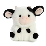 Daisy the Cow Stuffed Animal Rolly Pet by Aurora