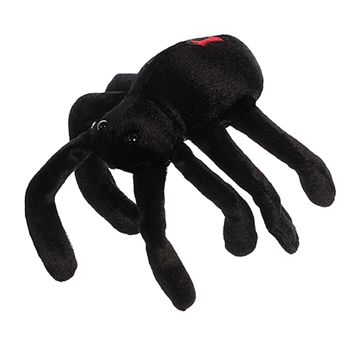 Stuffed Spider Snap Bracelet Wristamals Plush by Aurora