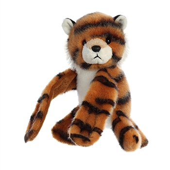 Stuffed Tiger Wristamals Bracelet Plush by Aurora