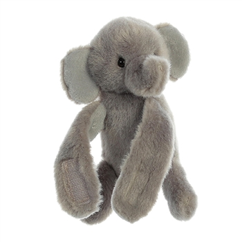 Stuffed Elephant Wristamals Bracelet Plush by Aurora