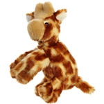 Stuffed Giraffe Snap Bracelet Wristamals Plush by Aurora