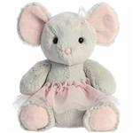 Sweet Pea the Stuffed Mouse with Tutu by Aurora