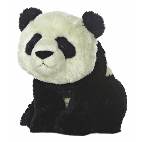 Destination Nation Panda Bear Stuffed Animal By Aurora At Stuffed Safari