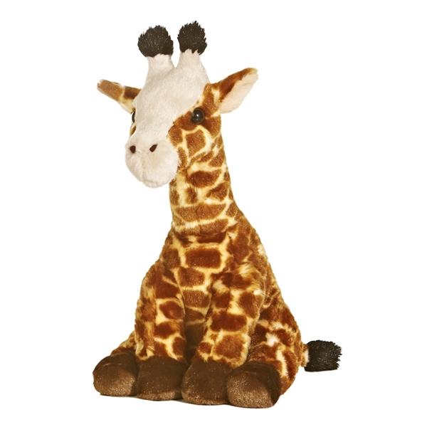 Destination Nation Giraffe Stuffed Animal By Aurora At Stuffed Safari