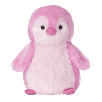Destination Nation Pink Penguin Stuffed Animal by Aurora