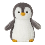 Destination Nation Gray Penguin Stuffed Animal by Aurora