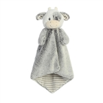 Cuddlers Coby the Cow Luvster Baby Blanket by Aurora