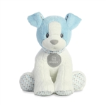 Big Baby Safe Plush Blue My First Puppy by Aurora