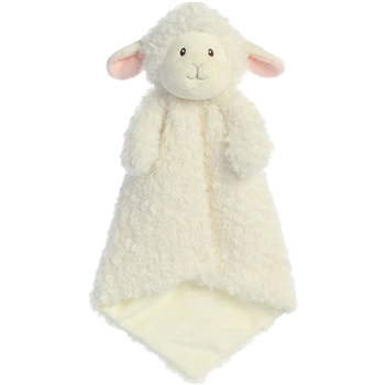 Blessing the Lamb Luvster Baby Blanket by Aurora