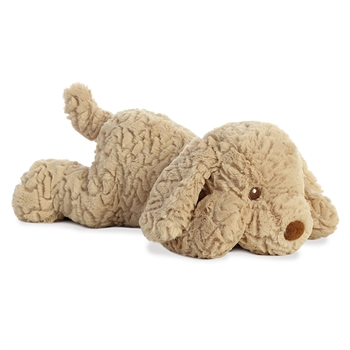 Buddy the Big Baby Safe Plush Tan Puppy by Aurora