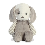 Grayson the Lil' Stripeez Baby Safe Plush Gray Puppy by Aurora