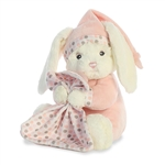 Sleepytime the Musical Plush Pink Bunny by Aurora