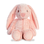Blossom the Baby Safe Plush Pink Bunny by Aurora