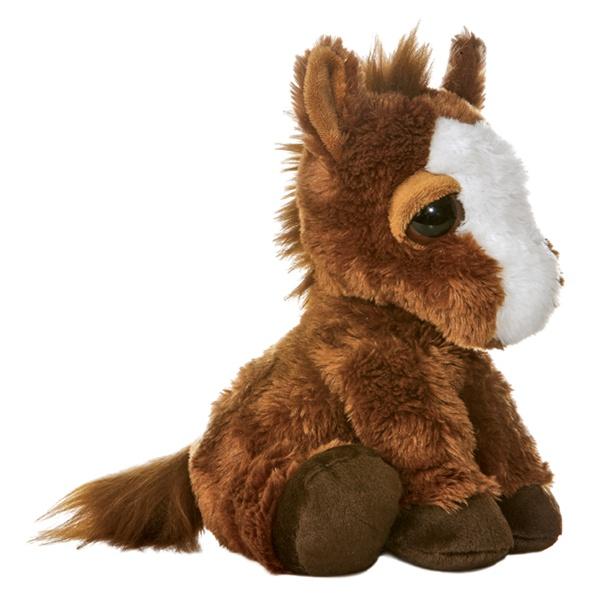b99a3477348 Prancer The Plush Pony Dreamy Eyes Stuffed Animal By Aurora at ...