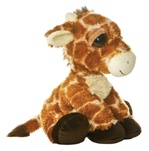 Gallop The Plush Giraffe Dreamy Eyes Stuffed Animal By Aurora