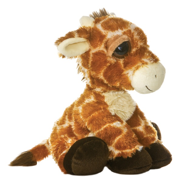 Gallop The Plush Giraffe Dreamy Eyes Stuffed Animal By Aurora At