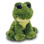 Fantabulous The Plush Frog Dreamy Eyes Stuffed Animal By Aurora
