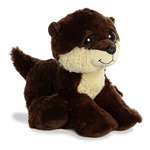 Rowdy the Dreamy Eyes River Otter Stuffed Animal by Aurora
