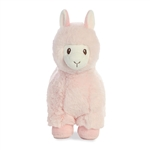 Lil' Llove the Baby Safe Plush Pink Llama by Aurora