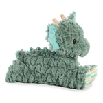 Jaxon the Baby Safe Plush Green Dragon by Aurora