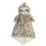 Sammie the Sloth Luvster Baby Blanket by Aurora