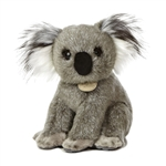Realistic Stuffed Koala 9 Inch Plush Animal by Aurora