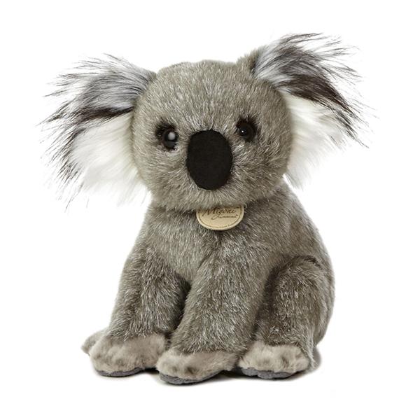 Realistic Stuffed Koala 9 Inch Plush Animal by Aurora at Stuffed Safari 93bb13764