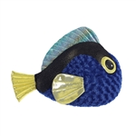 YooHoo & Friends Jumbo Plush Tangee the Blue Tang by Aurora