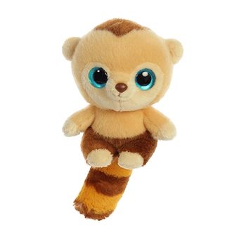 YooHoo & Friends Small Plush Roodee the Capuchin by Aurora