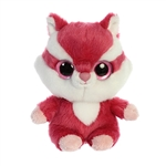 YooHoo & Friends Small Plush Chewoo the Squirrel by Aurora