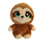 YooHoo & Friends Small Plush Slo the Sloth by Aurora