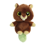 YooHoo & Friends Small Plush Trevor the Beaver by Aurora