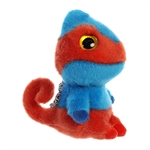YooHoo & Friends Small Plush Cammee the Chameleon by Aurora