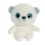 YooHoo & Friends Small Plush Martee the Polar Bear by Aurora