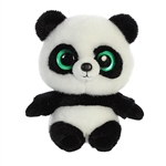 YooHoo & Friends Small Plush Ring Ring the Panda by Aurora