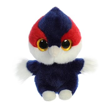 YooHoo & Friends Small Plush Cody the Woodpecker by Aurora