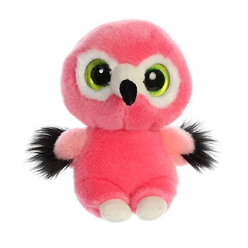 YooHoo & Friends Small Plush Mango the Pink Flamingo by Aurora