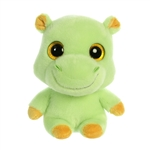 YooHoo & Friends Tamoo the Green Hippo Stuffed Animal by Aurora