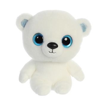 YooHoo & Friends Martee the Polar Bear Stuffed Animal by Aurora