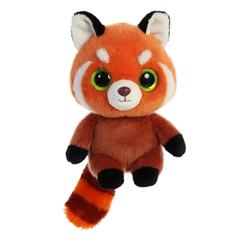 YooHoo & Friends Hapee the Red Panda Stuffed Animal by Aurora