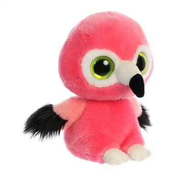 YooHoo & Friends Mango the Pink Flamingo Stuffed Animal by Aurora