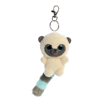 YooHoo the YooHoo & Friends Plush Bushbaby Clip-On by Aurora