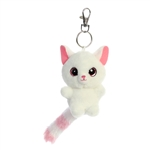 Pammee the YooHoo & Friends Plush Fennec Fox Clip-On by Aurora