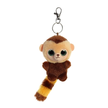 Roodee the YooHoo & Friends Plush Capuchin Clip-On by Aurora